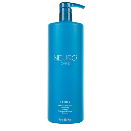 Neuro Lather HeatCTRL Shampoo 33.8oz
